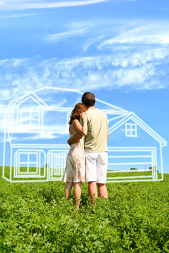 home buyers - dream home