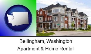 Bellingham, Washington - luxury apartments