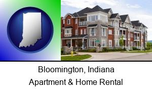 Bloomington Indiana luxury apartments