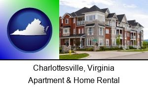 Charlottesville, Virginia - luxury apartments
