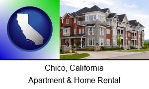 Chico, California - luxury apartments
