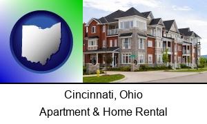 Cincinnati, Ohio - luxury apartments