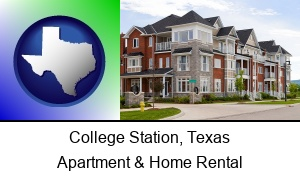 College Station, Texas - luxury apartments