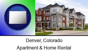 Denver Colorado luxury apartments