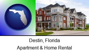 Destin, Florida - luxury apartments