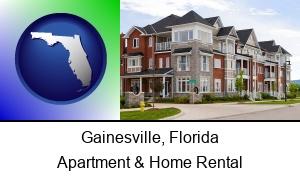 Gainesville, Florida - luxury apartments