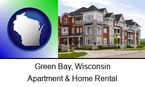 Green Bay Wisconsin luxury apartments
