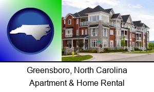 Greensboro, North Carolina - luxury apartments