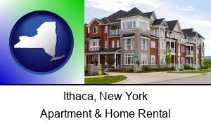 Ithaca New York luxury apartments
