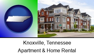 Knoxville, Tennessee - luxury apartments