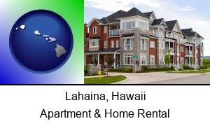Lahaina, Hawaii - luxury apartments