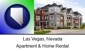 Las Vegas, Nevada - luxury apartments