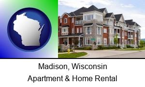 Madison Wisconsin luxury apartments