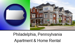 Philadelphia Pennsylvania luxury apartments