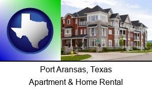 Port Aransas, Texas - luxury apartments