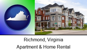 Richmond, Virginia - luxury apartments