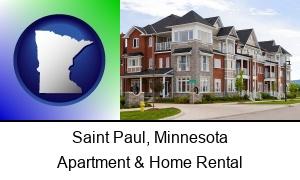 Saint Paul, Minnesota - luxury apartments