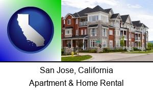 San Jose, California - luxury apartments