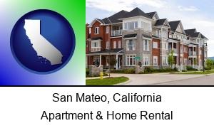 San Mateo, California - luxury apartments