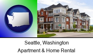 Seattle, Washington - luxury apartments