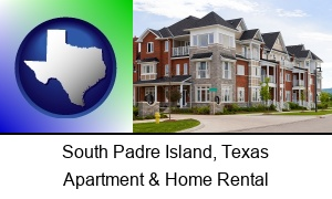 South Padre Island, Texas - luxury apartments