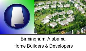 Birmingham Alabama a housing development