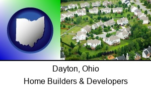 Dayton, Ohio - a housing development
