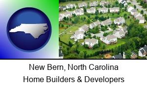New Bern, North Carolina - a housing development