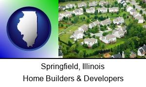 Springfield Illinois a housing development
