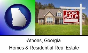 Athens, Georgia - a house for sale