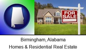 Birmingham, Alabama - a house for sale