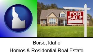 Boise Idaho a house for sale