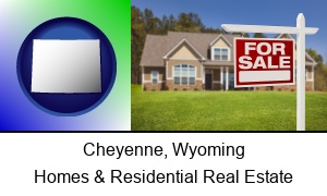 Cheyenne Wyoming a house for sale