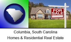 Columbia, South Carolina - a house for sale