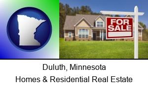 Duluth, Minnesota - a house for sale