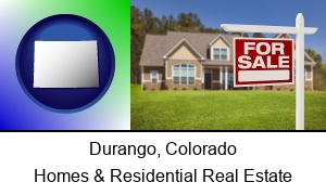 Durango Colorado a house for sale