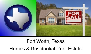 Fort Worth, Texas - a house for sale