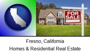 Fresno, California - a house for sale