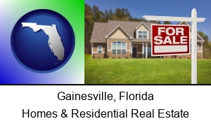 Gainesville, Florida - a house for sale