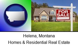 Helena Montana a house for sale