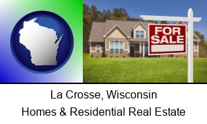 La Crosse, Wisconsin - a house for sale