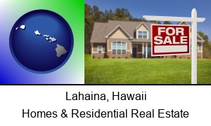 Lahaina Hawaii a house for sale
