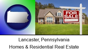 Lancaster, Pennsylvania - a house for sale