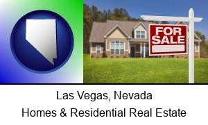 Las Vegas, Nevada - a house for sale