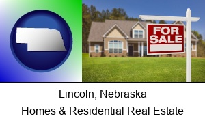 Lincoln, Nebraska - a house for sale