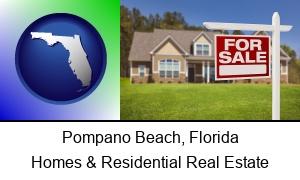 Pompano Beach Florida a house for sale