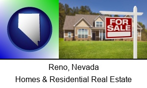 Reno Nevada a house for sale