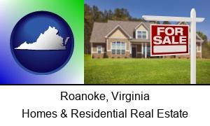 Roanoke, Virginia - a house for sale