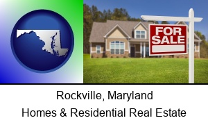 Rockville, Maryland - a house for sale