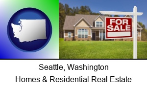 Seattle Washington a house for sale